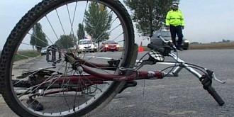 biciclist mort intr-un accident la barcanesti