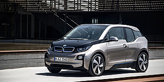 bmw a lansat primul model electric de serie