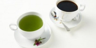cafea vs ceai verde