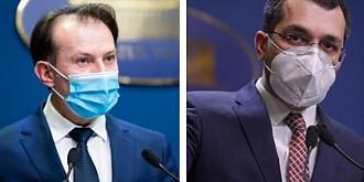 scandal in coalitie premierul florin citu l-a demis pe ministrul sanatatii vlad voiculescu