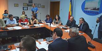 intrunire a consiliului local pentru pasajul din vestul ploiestiului