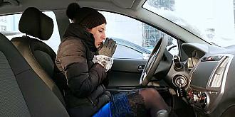 cum iti incalzesti mai repede masina iarna trucuri pentru orice sofer