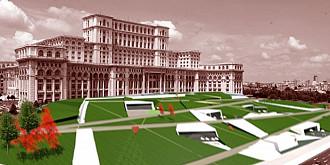 esplanada casei poporului reamenajata