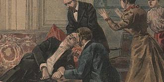 presedintele care a murit in timp ce facea sex cu amanta