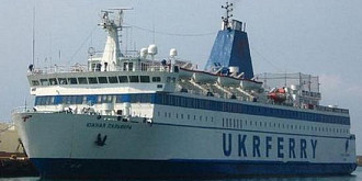 o linie de feribot va lega constanta de porturi din ucraina si georgia