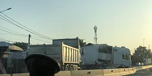 foto accident la bucov traficul pe dn1b blocat