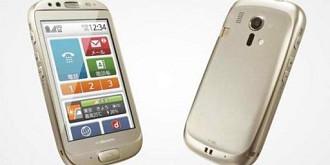 fujitsu raku raku un smartphone pentru varstnici vine in europa