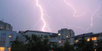 vremea se schimba radical informare meteo de furtuni valabila pentru toata tara