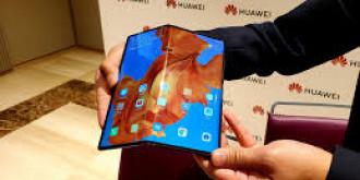 huawei si-a prezentat primul smartphone pliabil si este chiar mai scump decat galaxy fold