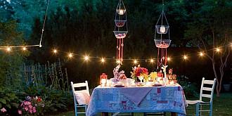 cum sa gazduiesti o cina in aer liber