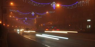 iluminatul de sarbatori va fi pornit pe 5 decembrie
