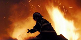 tragedie in prahova femeie gasita moarta in urma unui incendiu