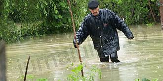 13 localitati prahovene afectate de prapadul apelor dezlantuite