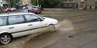 ploaia nu a creat mari probleme in ploiesti