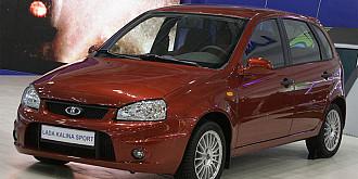 noua lada kalina - o masina low cost ruseasca
