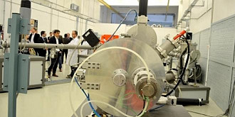 cel mai puternic laser din europa inaugurat la magurele