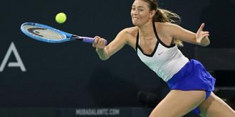 maria sharapova inca o eliminare prematura - a deschis rusoaica usa retragerii din tenis
