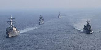 militarii romani si americani vor exersa in marea neagra detectarea de submarine inamice
