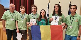 aur pentru o eleva din ploiesti la balcaniada de informatica