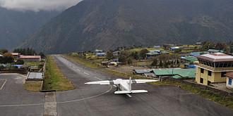 aeroport periculos in nepal