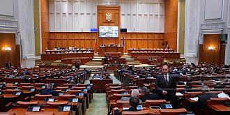cum va arata parlamentul romaniei numarul de deputati si senatori pe care ii vor avea marile partide
