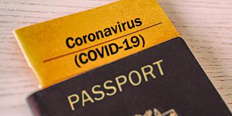 certificatul de vaccinare doar pentru cei care au primit un vaccin recunoscut de ema vor fi scutiti de restrictii