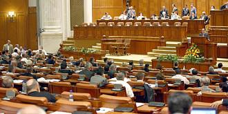 senatorii si deputatii se cearta pe suma forfetara