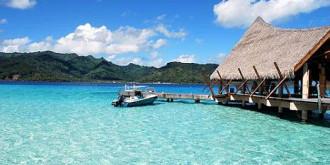 paradisul din polinezia franceza