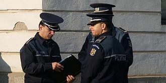 romania vesela  un politist local a fost amendat de un politist rutier pe care-l chemase in ajutor