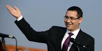 victor ponta in vizita in republica moldova