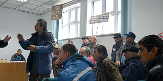 protest incheiat la ratp dupa plata salariilor restante