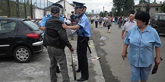 razie in oborul ploiesti peste 50 de amenzi date de politie si bunuri de mii de lei confiscate