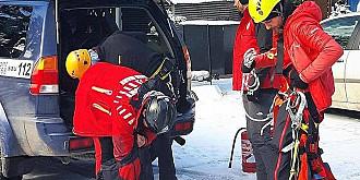 salvamont romania o suta de accidente pe munte in ultimele 24 de ore