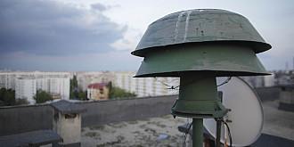 exercitiu pentru testarea sirenelor de alarmare publica