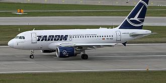 avion tarom intors pe otopeni la scurt timp dupa decolare din cauza unei defectiuni