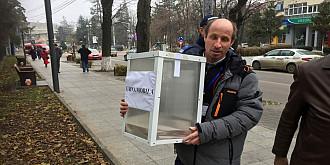 alegerile locale votantii cu simptome de coronavirus pot cere urna mobila