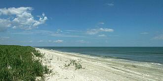 ultima plaja virgina din romania