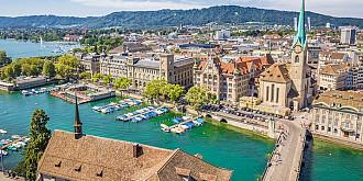 cele mai scumpe trei orase din europa pentru angajatii straini sunt in elvetia