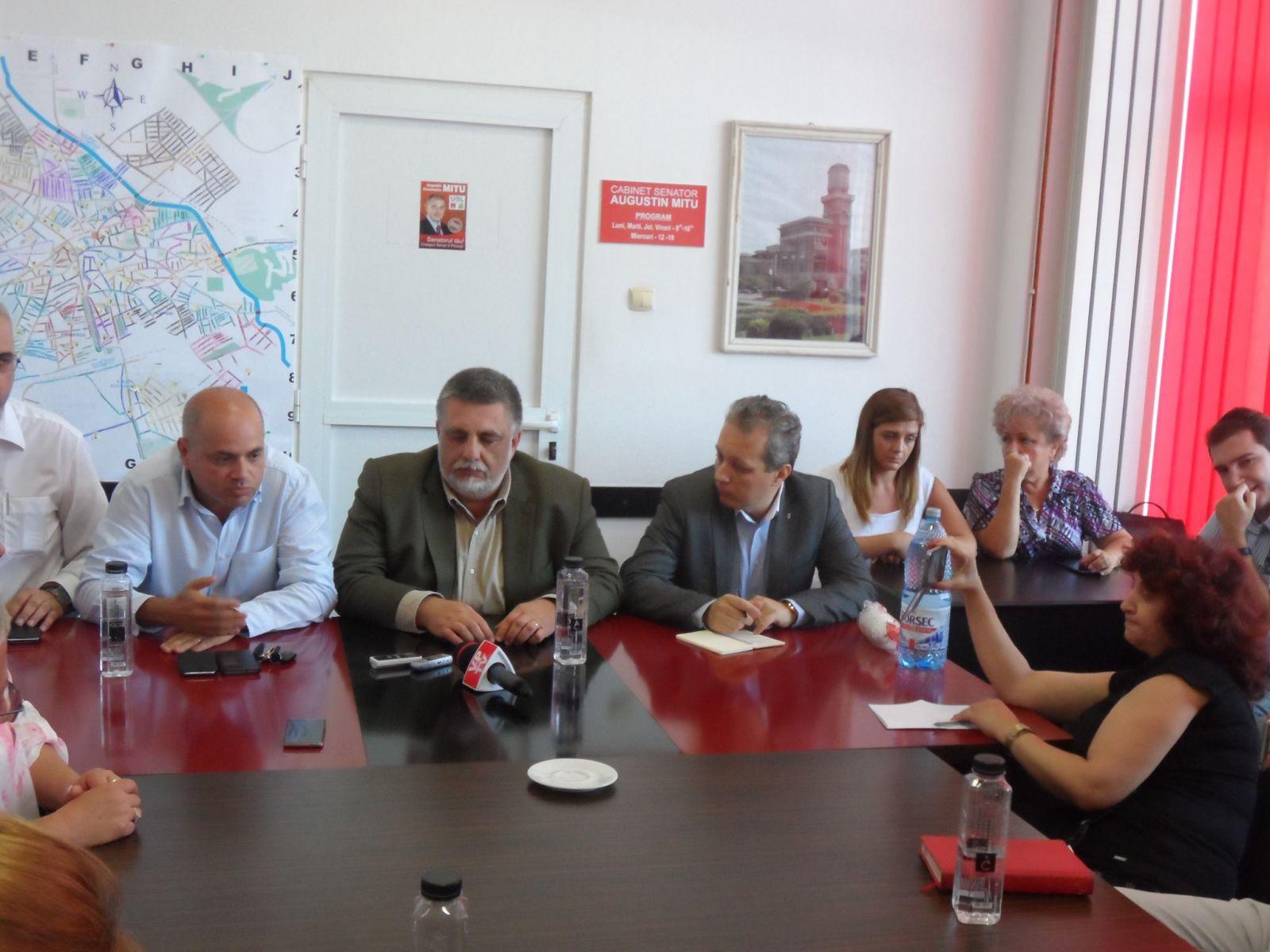 alianta psd-alde va propune gratuitate la transport pentru elevi si studenti in sedinta extraordinara