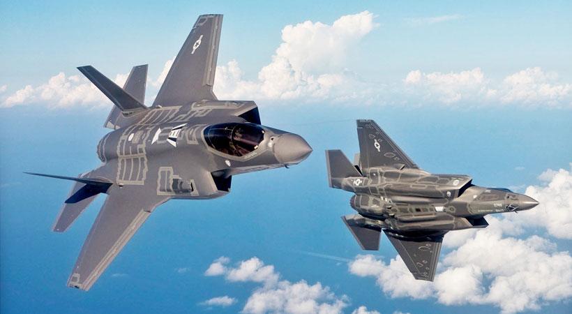 romania ar putea cumpara avioane de ultima generatie f-35