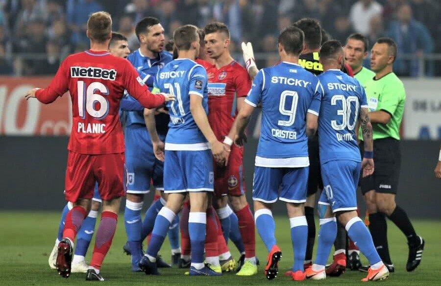 Rezumat: FCSB - U Craiova 3-2 Etapa 3 Play Off Sezon 2018 ...   Craiova Fcsb