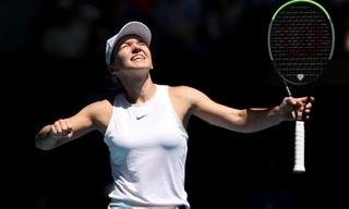 Simona Halep în semifinala la Australian Open!